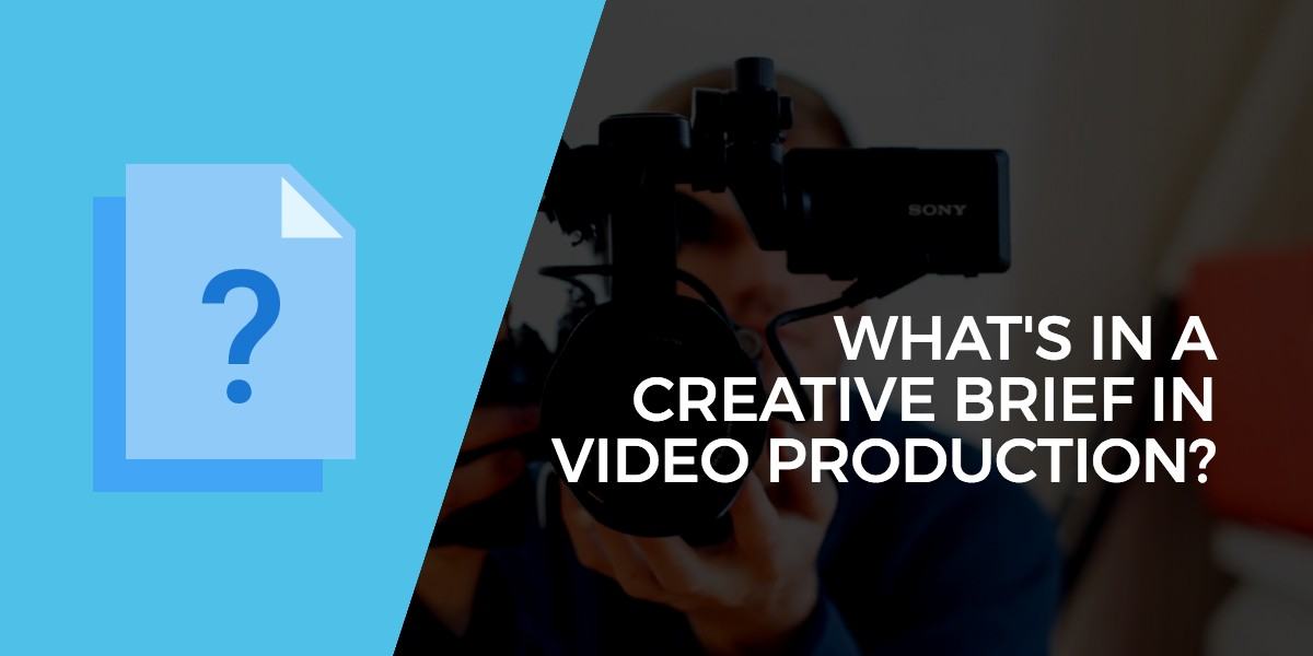 What S In A Creative Brief For Video Production Template